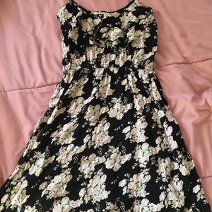 Floral Dress From Cotton On